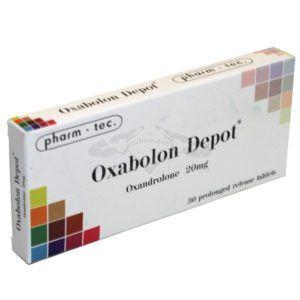 Oxabolon Depot цени и поръчка