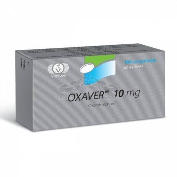 Oxaver oxandrolone информация и цени