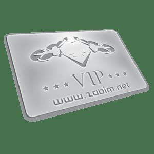VIP Card 600x600