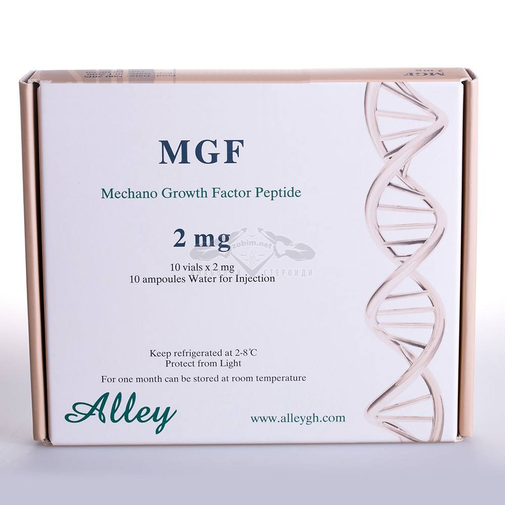 mechano growth factor steroids