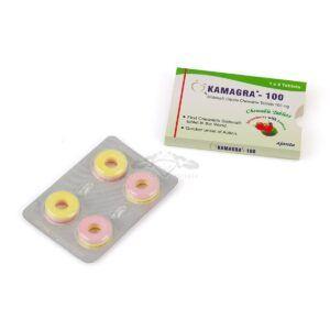 Kamagra Chewable информация и цени