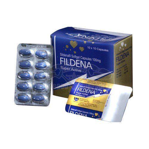 Fildena Super Active информация