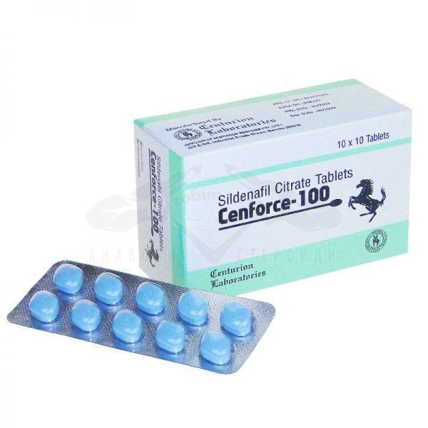 Таблетки силденафил цитрат