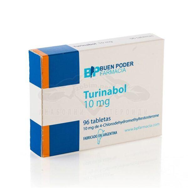 Turinabol - 96 табл. х 10 мг.