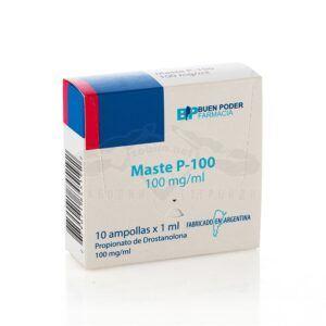 Maste P-100 - 10 амп. х 100 мг.