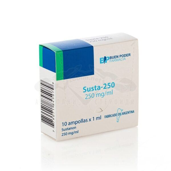 Susta-250 - 10 амп. х 250 мг.