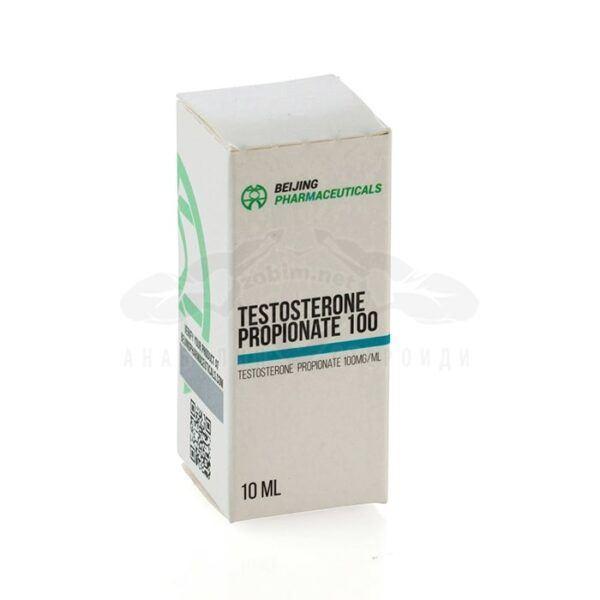 Testosterone Propionate - 10 мл. х 100 мг.