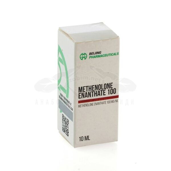 Methenolone Enanthate - 10 мл. х 100 мг.