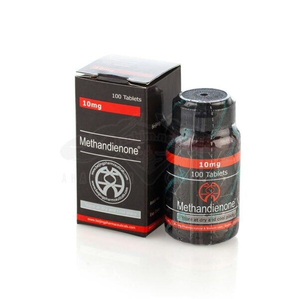 Methandienone - 100 табл. х 10 мг.