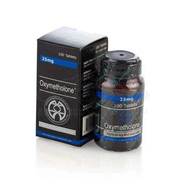 Oxymetholone - 100 табл. х 25 мг