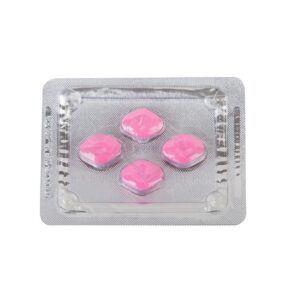 Femalegra-100 - женска виагра - 4 табл. х 100 мг.