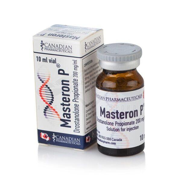 Masteron P (Drostanolone Propionate) - 10 мл. х 200 мг.