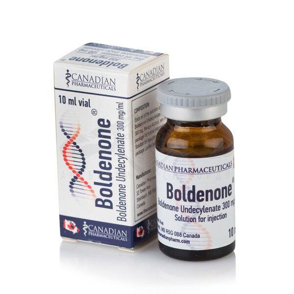 Boldenone (Boldenone Undecylenate) - 10 мл. х 300 мг.