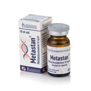 Metastan (Methandrostenolone) - 10 мл. х 50 мг.