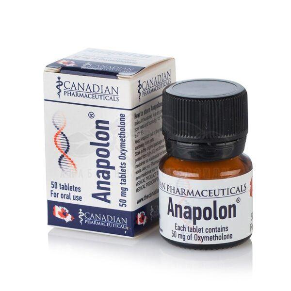 Анаполон - Anapolon (Oxymetholone)